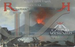 Casino Vesuvius Roumanie : Restaurant & Grand Hotel - Casino Cards