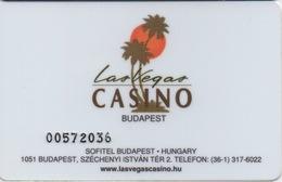 Casino Las Vegas Budapest : Sofitel Budapest - Casino Cards