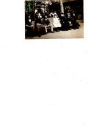 1911  Lamalou Les Bains - CARTE PHOTO   LA DETENTE - Lamalou Les Bains