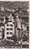 Switzerland Sierre Chateau Des Vidomnes 1957 Photo - VS Valais
