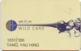 Casino Lan Kwai Fong Macau : Wild Card #10517356 - Casino Cards