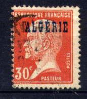 ALGERIE -  15° - TYPE PASTEUR - Oblitérés
