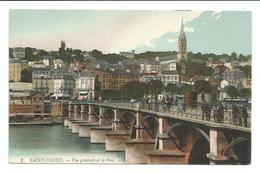 DC 330 - Saint-Cloud - Vue Generale Et Le Pont. - LL 2 - Saint Cloud