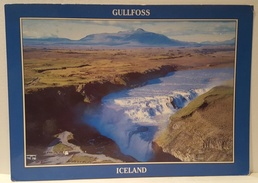 GULLFOSS - ICELAND - Islanda