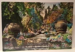 LA MORTOLA - VENTIMIGLIA (Imperia) - Giardini Hanbury - Imperia