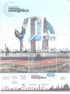 YPF YACIMIENTOS PETROLIFEROS FISCALES - RECUPERACION DE LA SOBERANIA ENERGETICA REPUBLICA ARGENTINA HOJITA BLOC AÑO 2014 - Blocks & Sheetlets