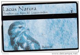 NETHERLANDS - Lacus Natura/Buizerd, CN : 406A, Tirage 1000, Mint - Uccelli