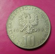 Poland 10 Zlotych 1977 - Polen