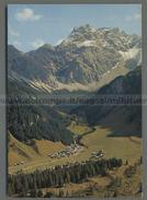 U6678 NENZINGER HIMMEL GEGEN PANULER SCHROFEN Vorarlberg (m) - Nenzing