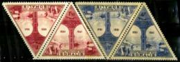 Cote Des Somalis Y&T N° 11.12 Aeriens Neufs** - Oblitérés