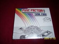 FUSE FACTORY  °° SOUL FOOD   CD + DVD  NEUF SOUS CELOPHANE - Soul - R&B