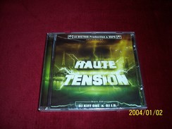 HAUTE TENSION  MIXEE PAR DJ KIFF ONE & DJ JB  24 TITRES °   CD  NEUF SOUS CELOPHANE - Rap & Hip Hop