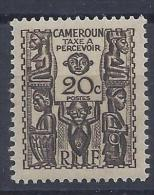 CAMEROUN - TAXE N° 17 -  NEUF SANS CHARNIERE - LUXE - Cameroun (1915-1959)