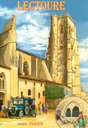Lectoure La Cathedrale 2013  CPM Ou CPSM - Lectoure