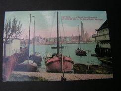 Anwers , Sport Nautique Feldpost 1913 - Antwerpen
