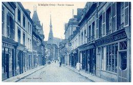 61 LAIGLE : Rue De Bécanne - L'Aigle