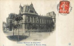 BUENOS AIRES CONSEJO NACIONAL DE EDUCACION - Argentine