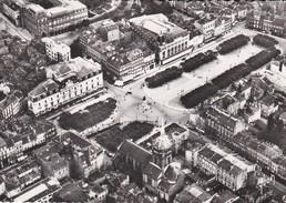 63-----CLERMONT-FERRAND--vue Aérienne De La Place De Jaude---voir 2 Scans - Clermont Ferrand