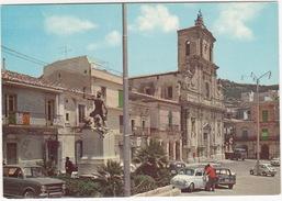 Chiaramonte Gulfi: FIAT 850, 500, 600, 693 TRUCK, AUTOBIANCHI BIANCHINA - Piazza Duomo - (Italia) - Turismo