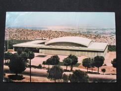 ISRAEL PALESTINE TECHNICUM TECHNION UNIVERSITY CARMEL HAIFA PICTURE ADVERTISING DESIGN ORIGINAL PHOTO POST CARD PC STAMP - Postkaarten