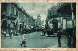 ARGENTINE ROSARIO CALLE SAN LUIS - Argentine