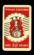 Speelkaart ( 0144 ) 1 Losse Kaart - Publicité Reclame  Wijn Likeur Liqueur Distillerie Stokerij -  TYL - Barajas De Naipe
