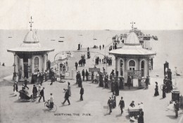 CPA - Worthing - The Pier - Worthing