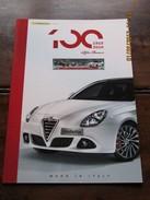 FOLDER ITALIA 2010 - 100 Anni Alfa Romeo 1910-1920 - 6. 1946-.. Republic
