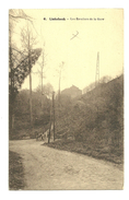 Linkebeek : Les Escaliers De La Gare - Linkebeek