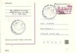 POSMARKET CHECOSLOVASQUIA 1983 - Ciclismo