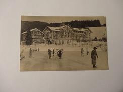St. Beatenberg - Hotel Regina Palace / Eisbahn Skating Rink (112) - BE Berne