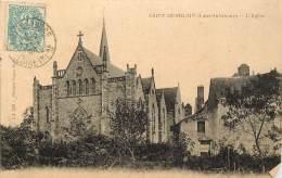 SAINT HERBLAIN       L EGLISE    DUGAST - Saint Herblain