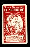 Speelkaart ( 0152 ) 1 Losse Kaart - Publicité Reclame  Wijn Likeur Liqueur Distillerie Stokerij -  Chenée - Barajas De Naipe