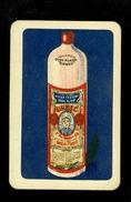 Speelkaart ( 0154 ) 1 Losse Kaart - Publicité Reclame  Wijn Likeur Liqueur Distillerie Stokerij - ORBEC  Gand Gent - Barajas De Naipe