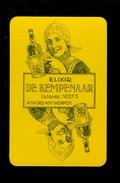 Speelkaart ( 0161 ) 1 Losse Kaart - Publicité Reclame  Wijn Likeur Liqueur Distillerie Stokerij - Anvers  Antwerpen - Barajas De Naipe