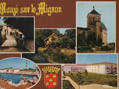 CPM  Mauzé Sur Le Mignon - Mauze Sur Le Mignon