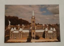 TIVOLI MINIATURE WORLD - PARLIAMENT BUILDINGS OTTAWA, CANADA (5265) - Edificio & Architettura