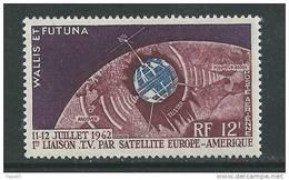 Wallis Et Futuna P.A. N° 20 XX  Télécommunications Spatiales, Sans Charnière TB