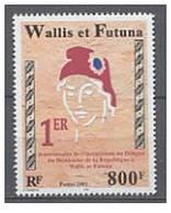 WALLIS Et FUTUNA N° 560 XX 1er An.e De L´installation Du Délégué Du Médidiateur , Sans Charnière TB - Wallis En Futuna