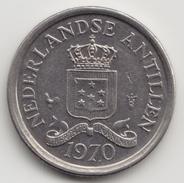 @Y@    Nederlandse Antillen   10 Cent  1970 ( 4569 ) - Nederlandse Antillen