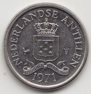 @Y@    Nederlandse Antillen   10 Cent  1971 ( 4570 ) - Antilles Neérlandaises