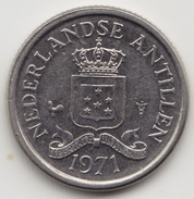 @Y@    Nederlandse Antillen   10 Cent  1971 ( 4570 ) - Netherland Antilles
