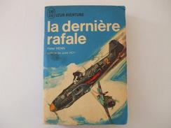 @ LA DERNIERE RAFALE, Peter HENN. Collection J AI LU Leur Aventure. @ - Livres, Revues & Catalogues