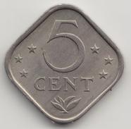 @Y@    Nederlandse Antillen   5 Cent  1971 ( 4572 ) - Antilles Neérlandaises
