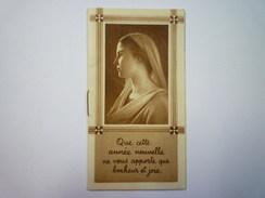 Joli  ALMANACH   1948    (format  5,5 X 10cm) - Kalenders