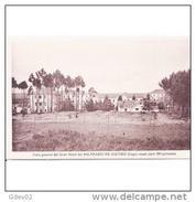 LGOTP8287CPA-LFTD8719TH.Tarjeta Postal De LUGO.Arboles,jardines.Vista General Del  GRAN HOTEL DE GUITIRIZ,balneario.Lugo - Hoteles & Restaurantes