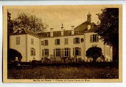 C 19300   -   Marche Les Dames  -  Château Cu Comte Carton De Wiart - Namen