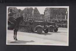 Dt. Reich AK Parade - Ausrüstung