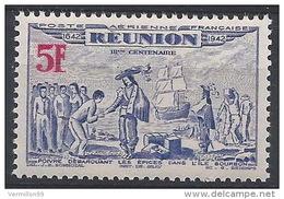 MZ--086-. P A   N° 21,  * *  , Cote 1.00 €, Liquidation - Réunion (1852-1975)