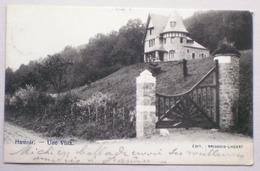 HAMOIR 1903 Une VILLA Sur Colline - Non Divisée - Ed. Brisbois Lhoest